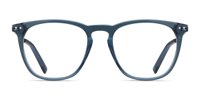 Distance Green Acetate-metal Eyeglass Frames from EyeBuyDirect