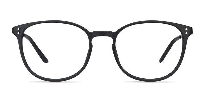 Spoken Black Metal Eyeglass Frames from EyeBuyDirect