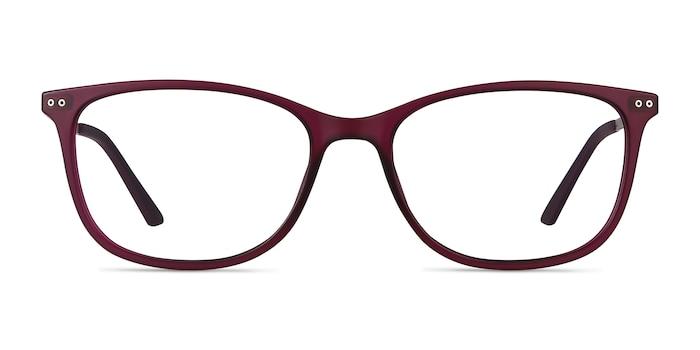 Clarity Purple Plastic-metal Eyeglass Frames from EyeBuyDirect
