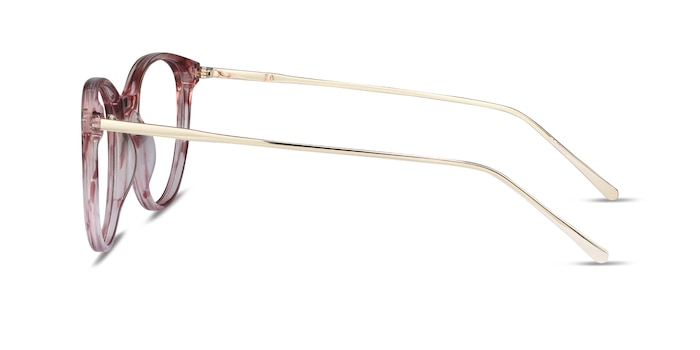 Oriana Pink Acetate-metal Eyeglass Frames from EyeBuyDirect