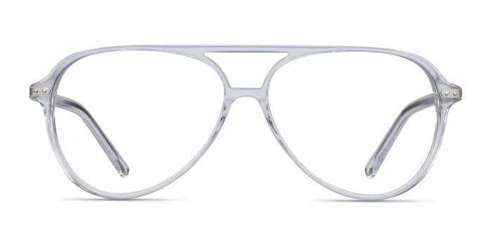 Viento Clear Acetate Eyeglass Frames from EyeBuyDirect