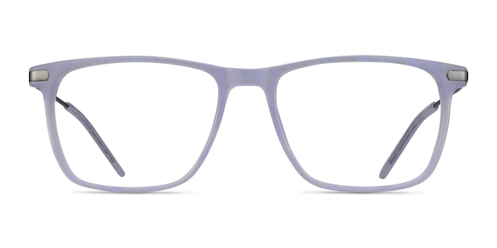 Envision Purple Acetate-metal Eyeglass Frames from EyeBuyDirect