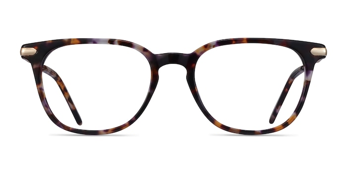 Therefore Floral Acetate-metal Eyeglass Frames from EyeBuyDirect