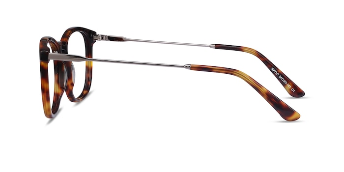 Ratio Tortoise Acetate-metal Eyeglass Frames from EyeBuyDirect