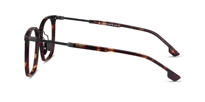 Cohen Tortoise Acetate-metal Eyeglass Frames from EyeBuyDirect