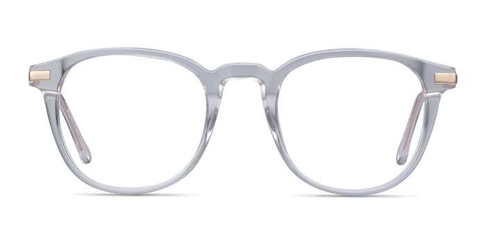 Giverny Clear Acetate-metal Eyeglass Frames from EyeBuyDirect