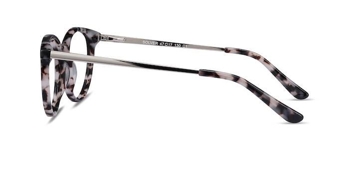 Solver Ivory Tortoise Acetate-metal Montures de Lunette de vue d'EyeBuyDirect