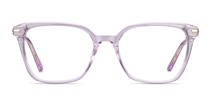 Dearly Purple Acetate Eyeglass Frames from EyeBuyDirect