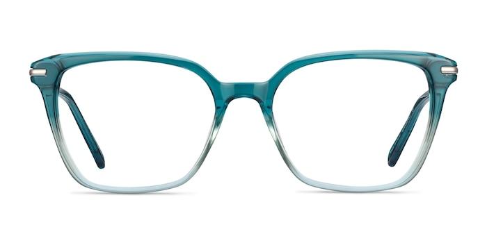 Dearly Green Acetate-metal Eyeglass Frames from EyeBuyDirect