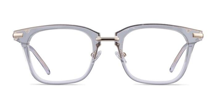 Candela Clear Acetate-metal Eyeglass Frames from EyeBuyDirect