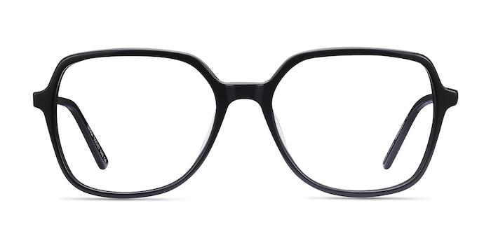 Lenny Black Acetate-metal Eyeglass Frames from EyeBuyDirect