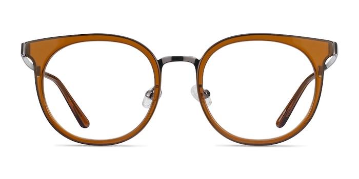 Murphy Brown Acetate-metal Eyeglass Frames from EyeBuyDirect