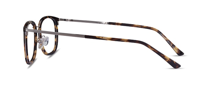 Barnaby Tortoise Acetate-metal Eyeglass Frames from EyeBuyDirect