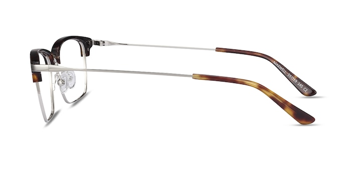 Maxwell Tortoise Acetate-metal Eyeglass Frames from EyeBuyDirect