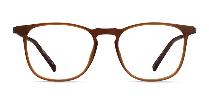 Avery Brown Plastic-metal Eyeglass Frames from EyeBuyDirect
