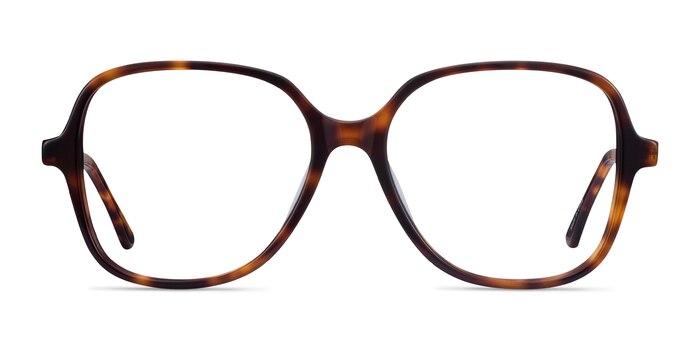 Corey Tortoise Acetate-metal Eyeglass Frames from EyeBuyDirect