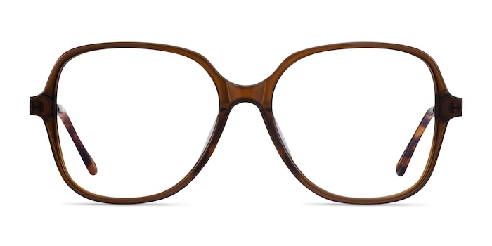Corey Coffee Acetate-metal Eyeglass Frames from EyeBuyDirect