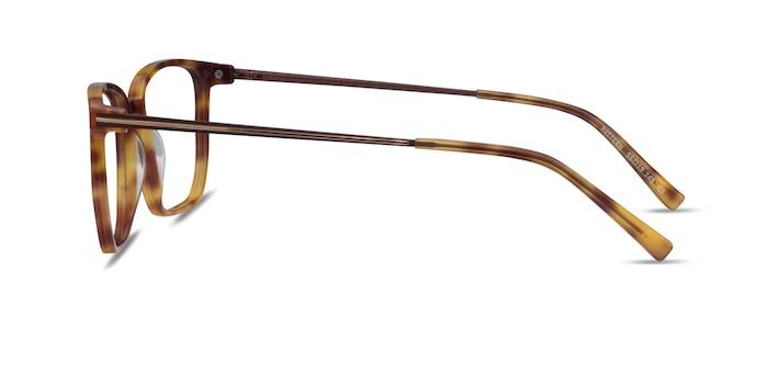 Pattern Tortoise Acetate Eyeglass Frames from EyeBuyDirect
