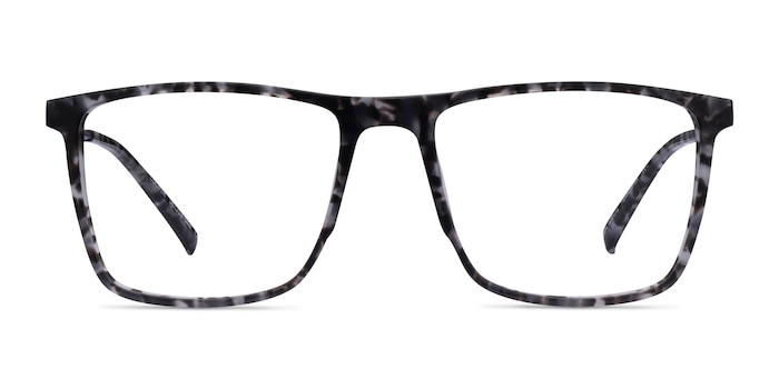 Cooper Gray Tortoise Acetate Eyeglass Frames from EyeBuyDirect