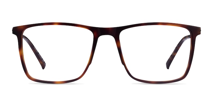 Cooper Tortoise Acetate Eyeglass Frames from EyeBuyDirect