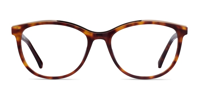 Glam Tortoise Acetate-metal Eyeglass Frames from EyeBuyDirect
