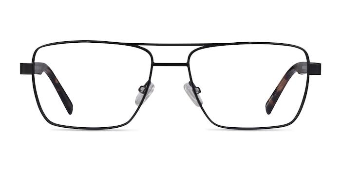 Colton Black & Tortoise Acétate Montures de Lunette de vue d'EyeBuyDirect