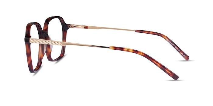 Modernity Tortoise Gold Acetate Eyeglass Frames from EyeBuyDirect