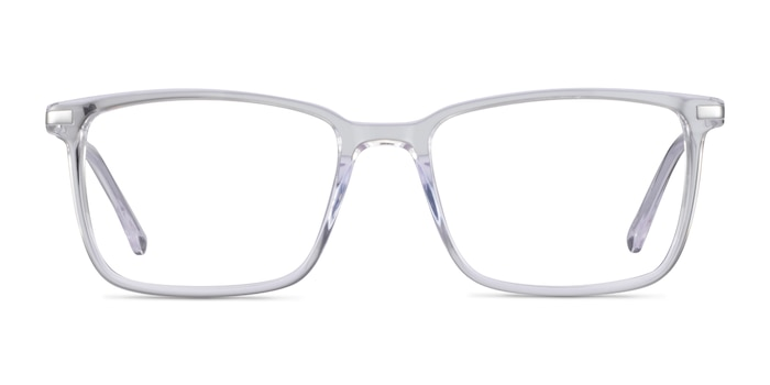 Button Clear Acetate Eyeglass Frames from EyeBuyDirect