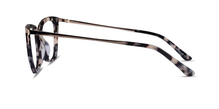 Trenta Ivory Tortoise Gold Acetate Eyeglass Frames from EyeBuyDirect