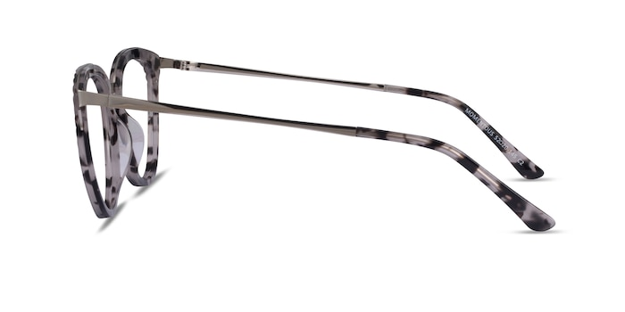 Momentous Gray Tortoise Acetate Eyeglass Frames from EyeBuyDirect