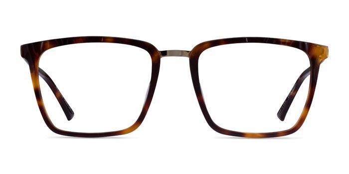 Metaphor Tortoise Acetate Eyeglass Frames from EyeBuyDirect