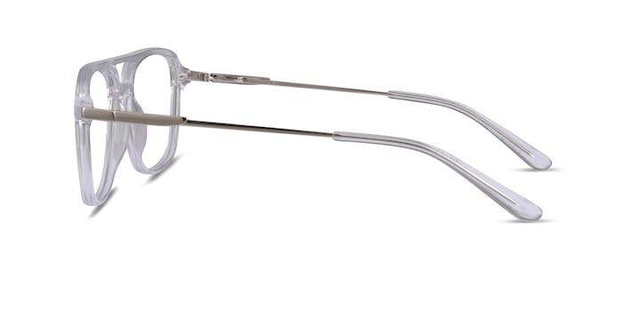 Eddie Clear Acetate Eyeglass Frames from EyeBuyDirect