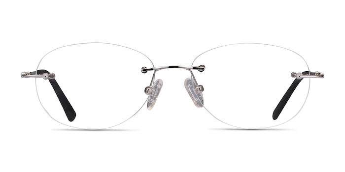 Market Silver Metal Eyeglass Frames from EyeBuyDirect
