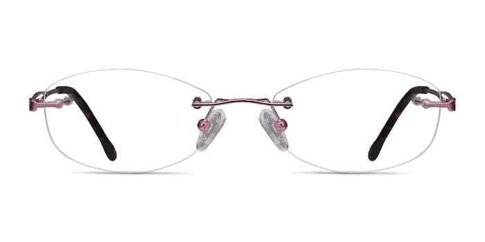 Create Purple Metal Eyeglass Frames from EyeBuyDirect