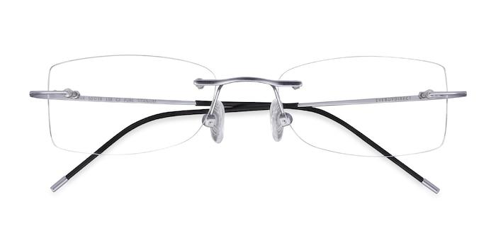 Silver Giroux -  Lightweight Titanium Eyeglasses