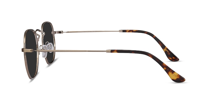 Boardwalk Copper Metal Sunglass Frames from EyeBuyDirect