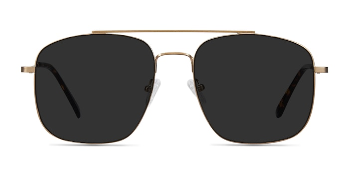Roadtrip Copper Metal Sunglass Frames from EyeBuyDirect