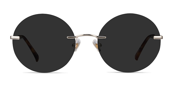 Chorus Light Gold Metal Sunglass Frames from EyeBuyDirect