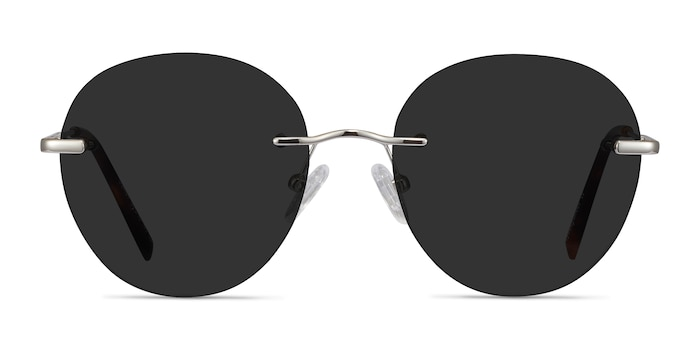 Coast Silver Metal Sunglass Frames from EyeBuyDirect