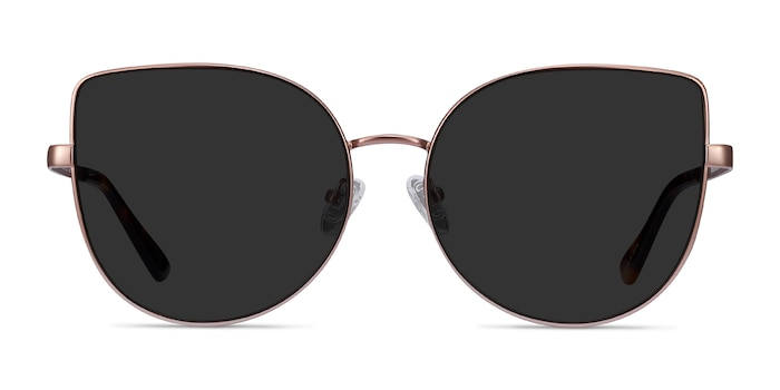 Bless Rose Gold Metal Sunglass Frames from EyeBuyDirect