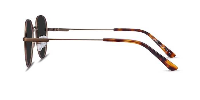 Event Bronze Metal Sunglass Frames from EyeBuyDirect