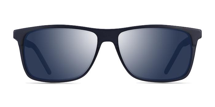 Catch Navy Acetate Sunglass Frames from EyeBuyDirect