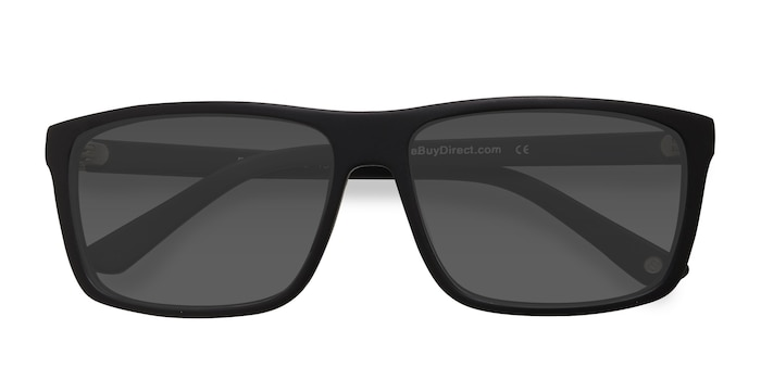 Matte Black Perth -  Acetate Sunglasses