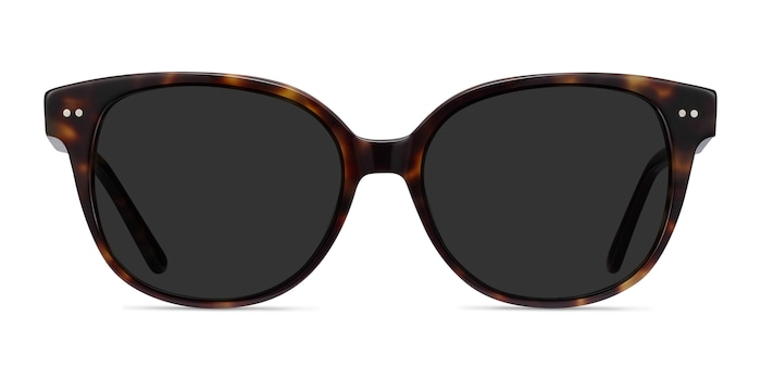 Lune Noire  Tortoise  Acetate Sunglass Frames from EyeBuyDirect