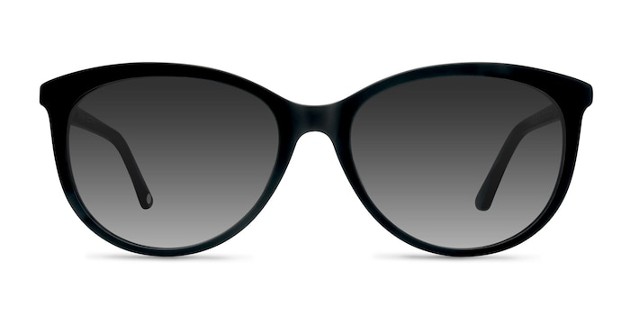 Calypso  Black  Acetate Sunglass Frames from EyeBuyDirect