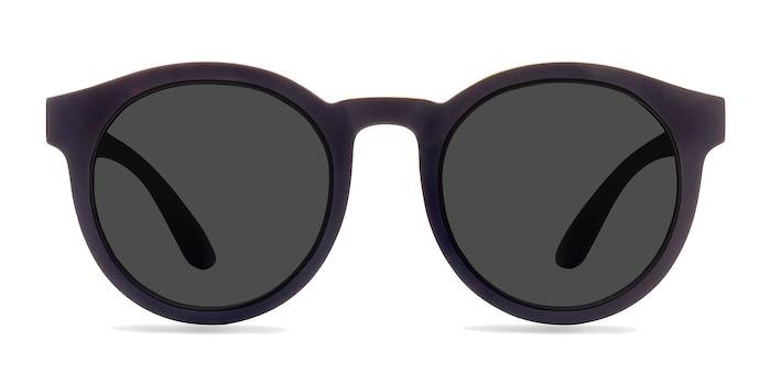 Oasis Matte Coffee Plastic Sunglass Frames from EyeBuyDirect