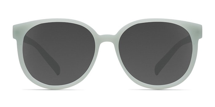 Dundee Light Blue Plastic Sunglass Frames from EyeBuyDirect