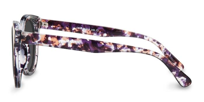 Elena Floral Plastic Sunglass Frames from EyeBuyDirect