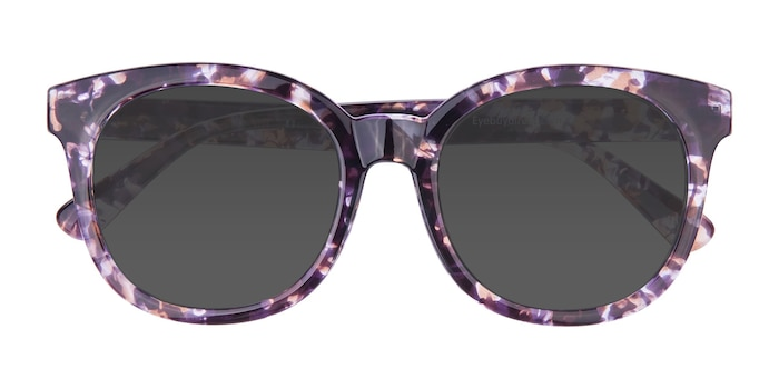 Floral Elena -  Plastic Sunglasses