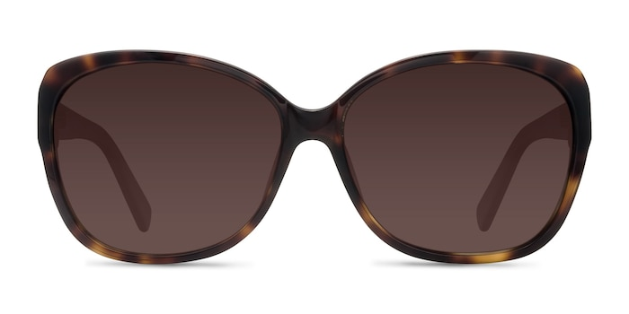 Sevilla  Tortoise  Acetate Sunglass Frames from EyeBuyDirect